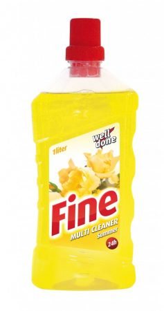 Well Done Fine Multi Cleaner -Summer 1 l