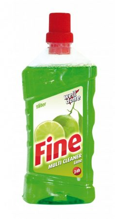 Well Done Fine Multi Cleaner -Lime 1 l