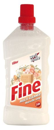 Well Done Fine Multi Cleaner -Marseille soap 1 l